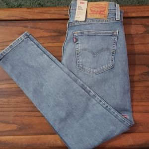 Levi's 512 slim taper Mens jeans